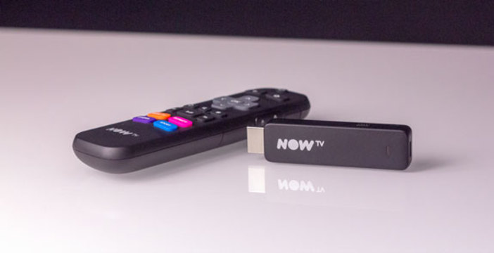 Netflix su Now TV Stick e Now TV Box