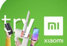 Prova Mi per provare prodotti Xiaomi gratis