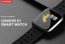 Smartwatch Lenovo E1