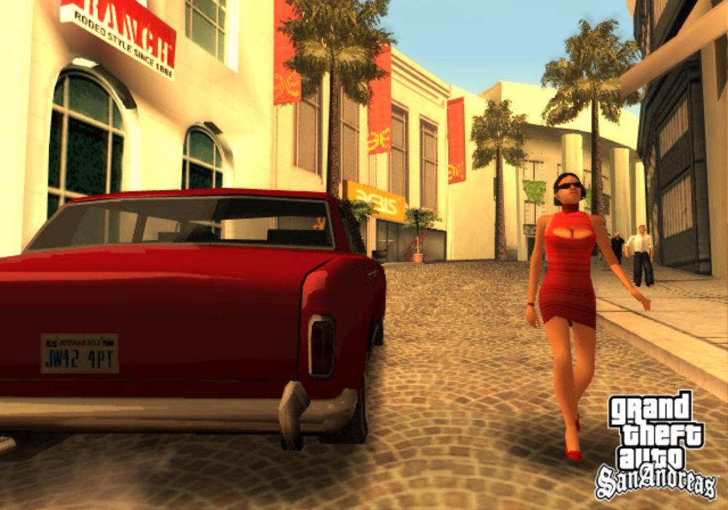 GTA San Andreas gratis per PC