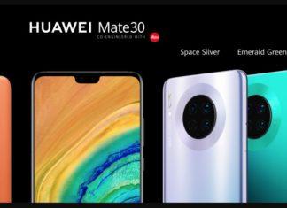Huawei Mate 30 è ufficiale