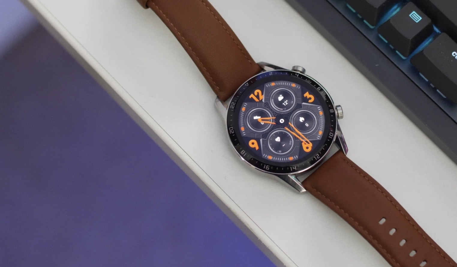 Huawei Watch GT 2 recensione