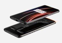 OnePlus 7T Render
