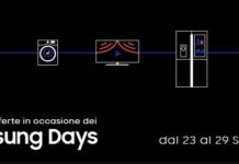 Samsung Days su Amazon