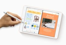 iPad da 10,2 pollici di settima generazione