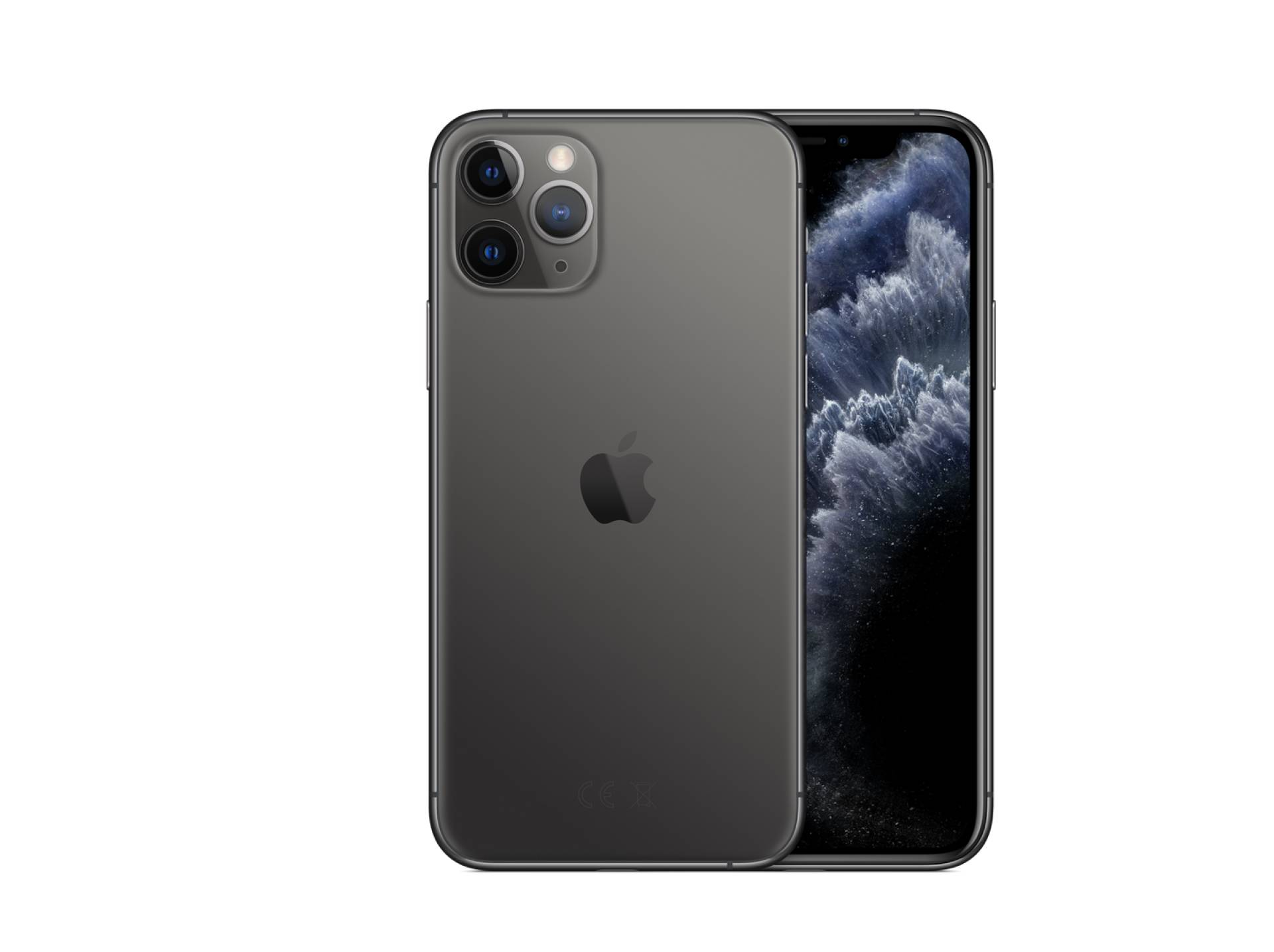 APPLE Custodia in silicone per iPhone 11 Nero  Euronics
