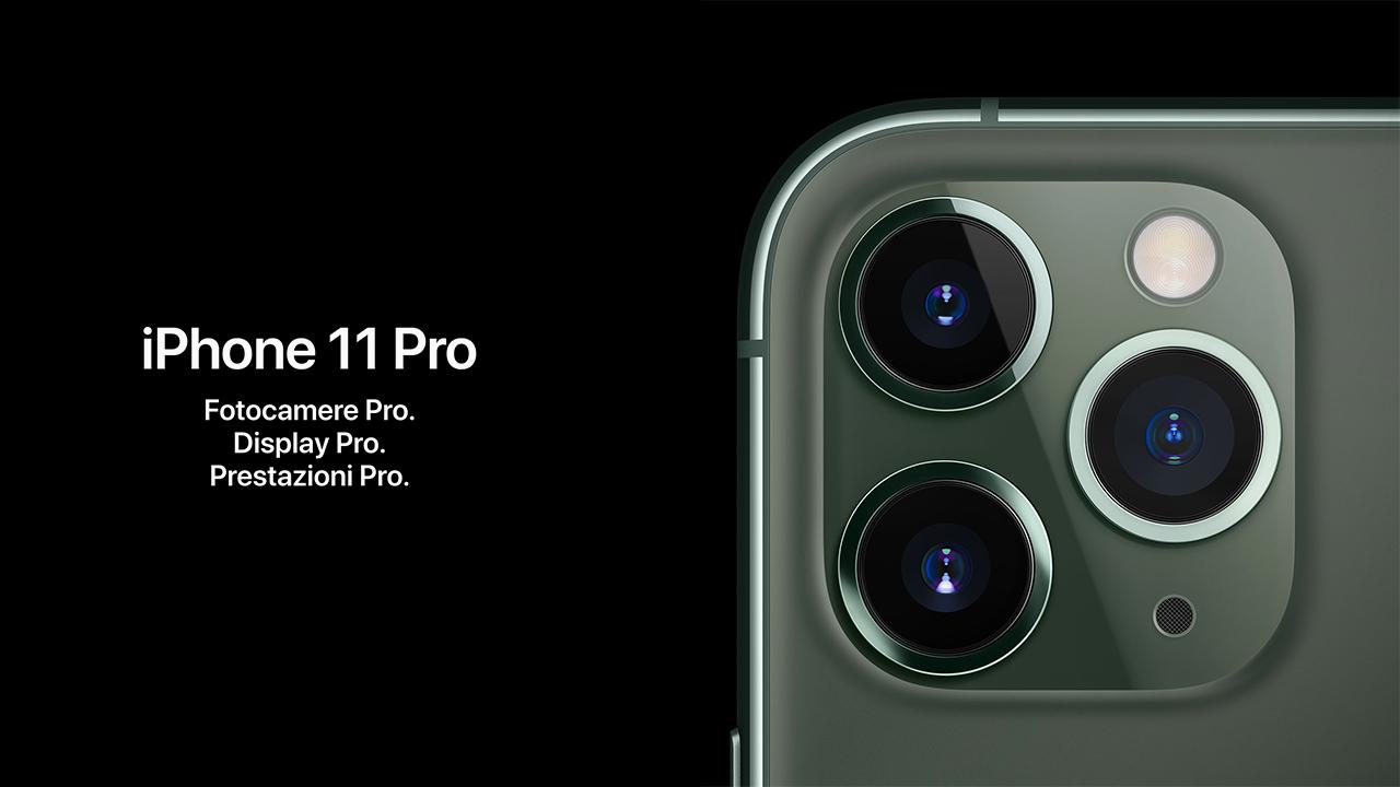 iPhone 11 Pro sarà venduto con alimentatore 18W