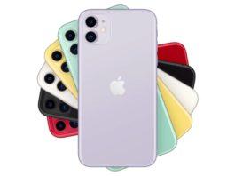 iPhone 11 è ufficiale