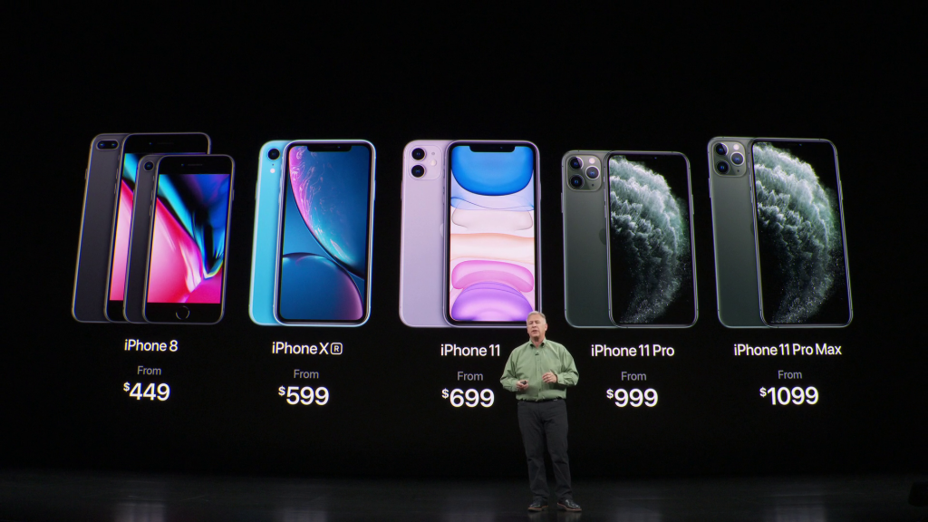 iPhone 11, iPhone 11 Pro, iPhone 11 Pro Max