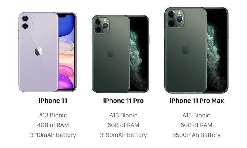 Apple lancia l'iPhone 11 in tre nuove varianti: ecco quando sul mercato