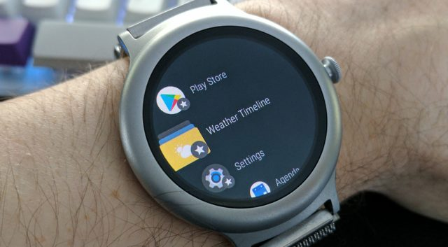 Android Wear su smartwatch cinesi