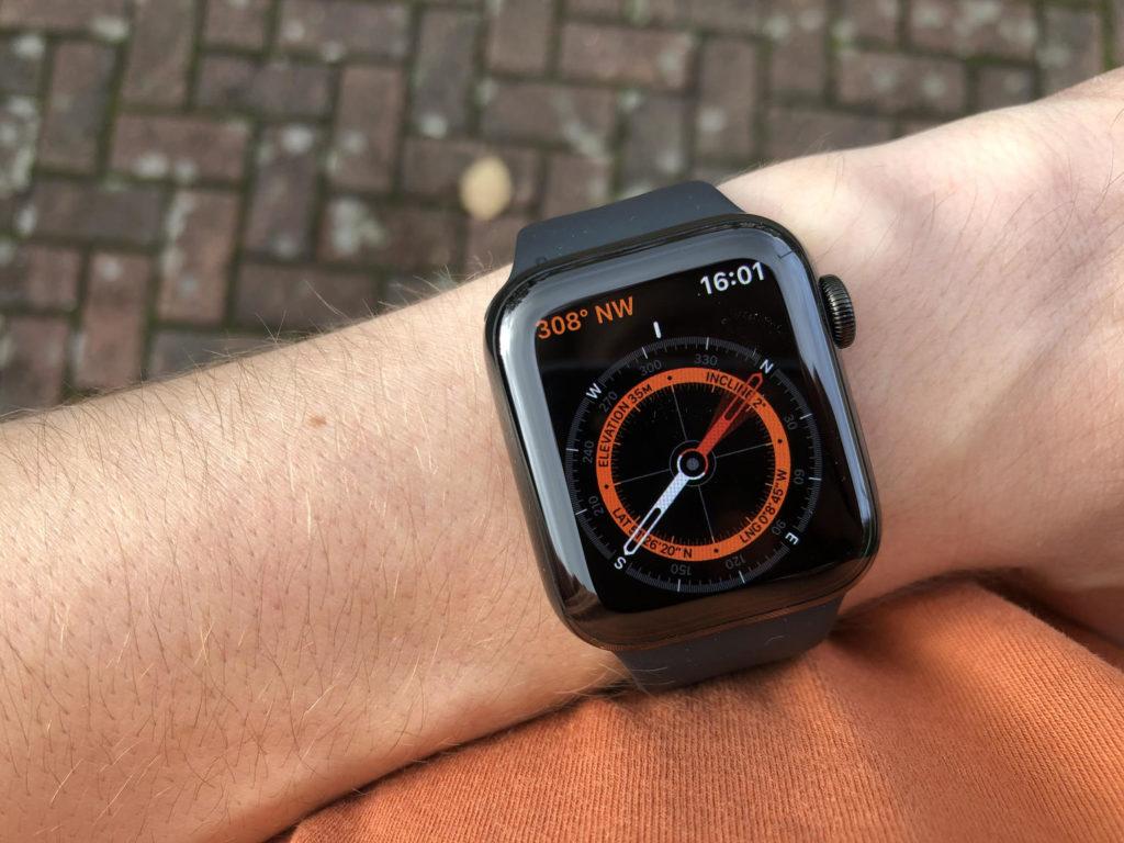 Apple Watch 5 recensione 4