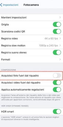 Come abilitare Deep Fusion su iPhone