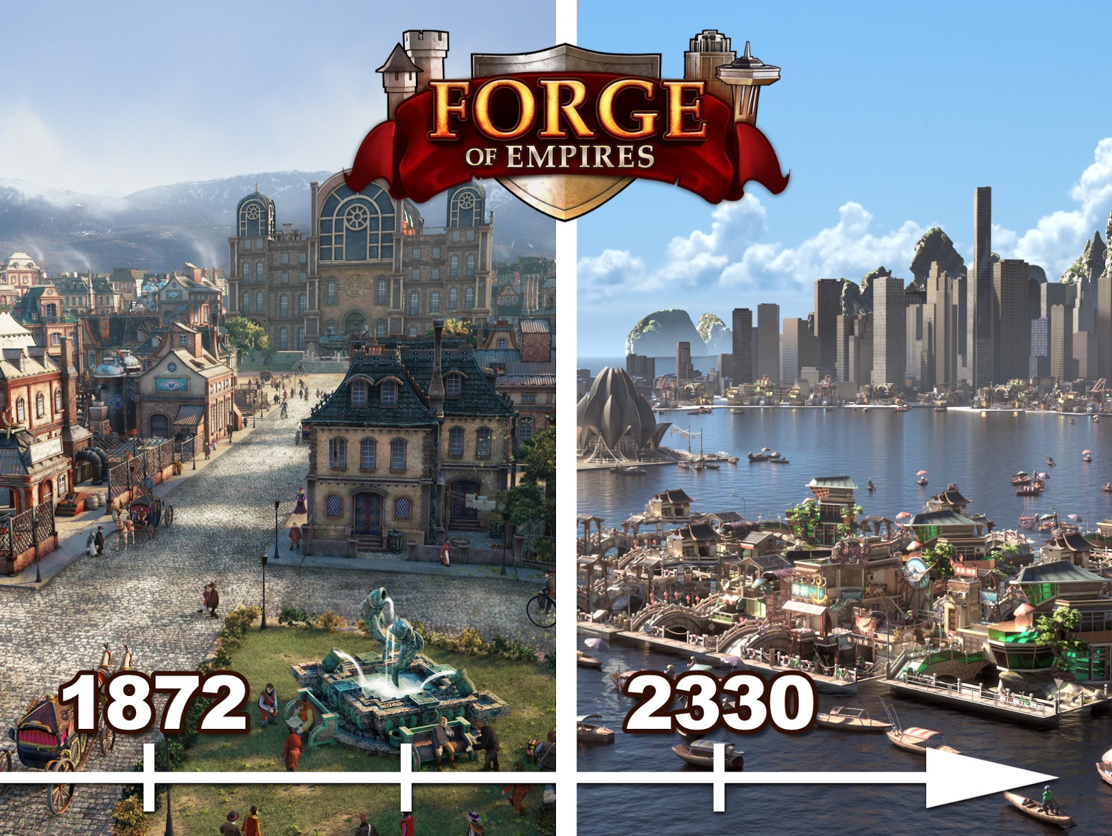 Forge of Empires Trucchi, Hack, Mod