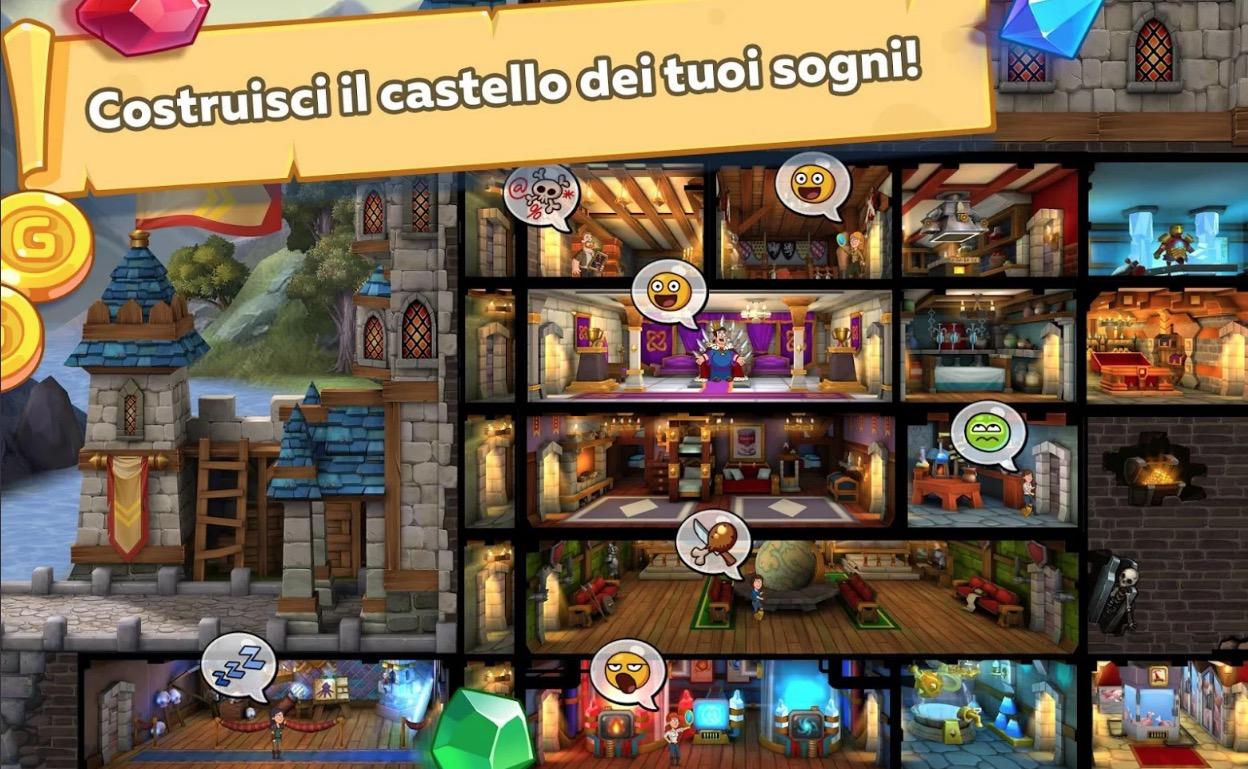 Hustle Castle Trucchi, Codici, Cheat