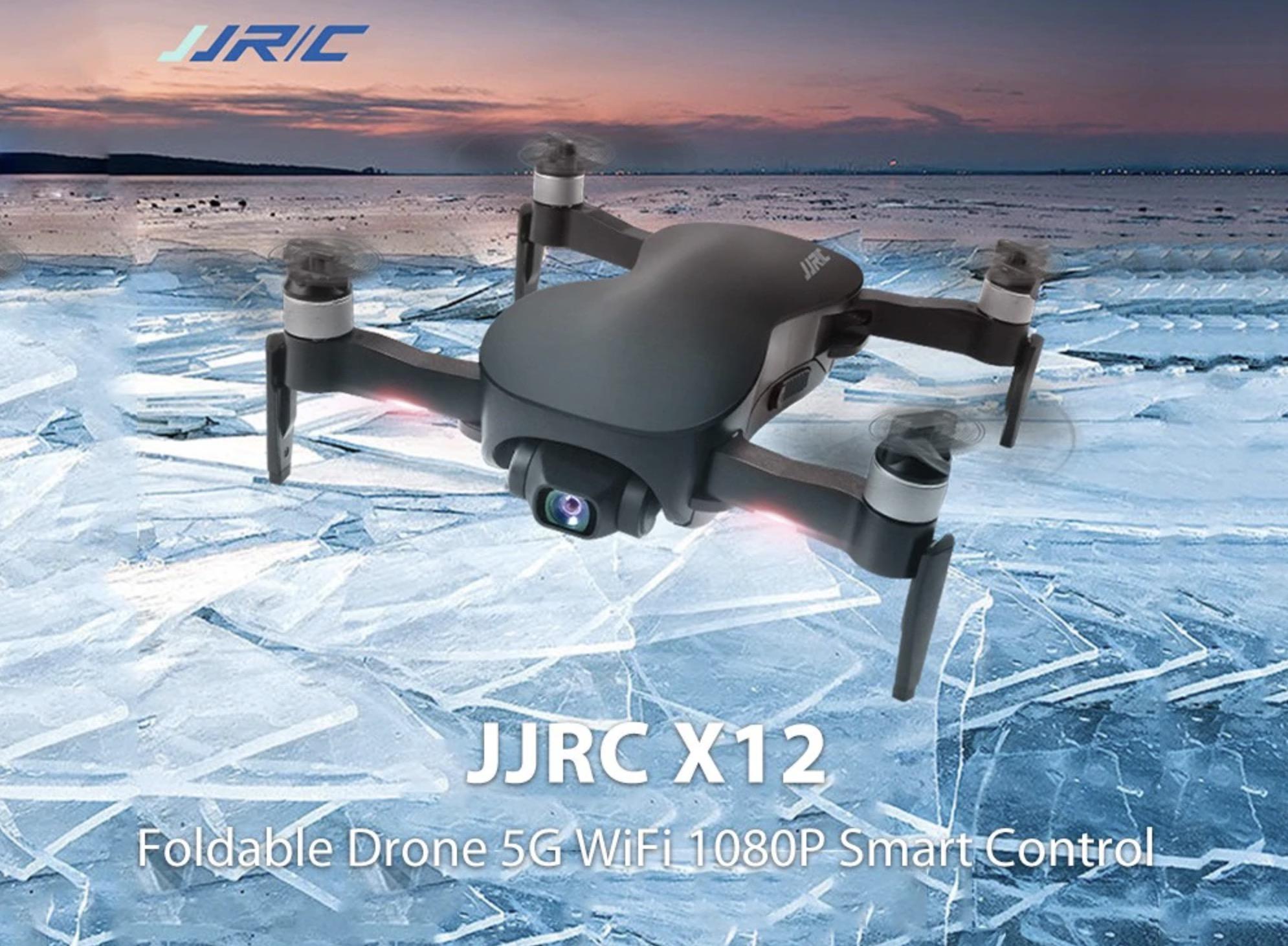 JJRC X12
