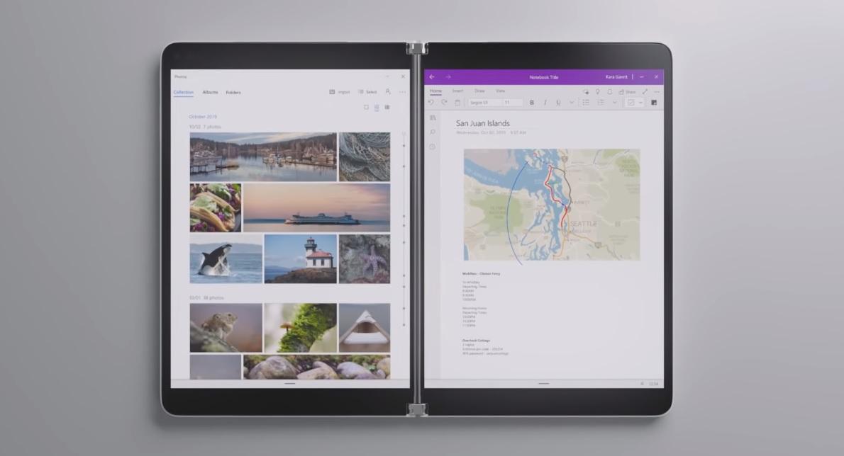 Microsoft Surface Neo 4