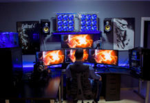 Monitor gaming economici