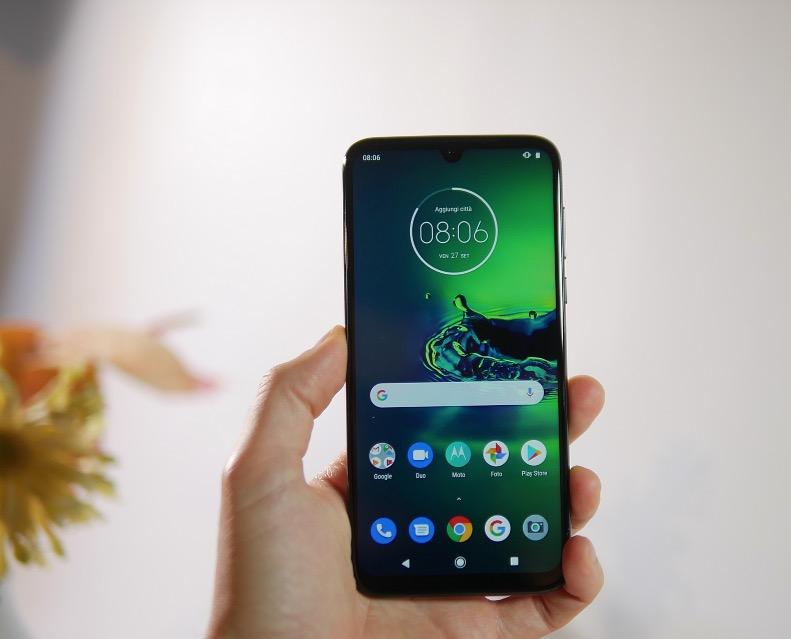 Motorola Moto G8 Plus 1