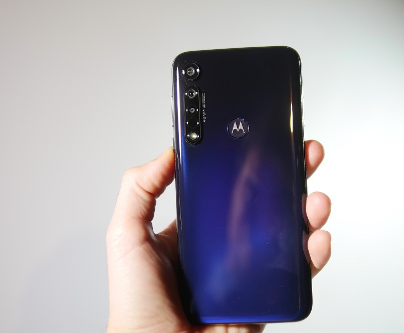 Motorola Moto G8 Plus 2