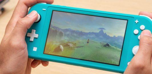 Nintendo Switch Lite recensione 1