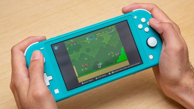 Nintendo Switch Lite recensione 3
