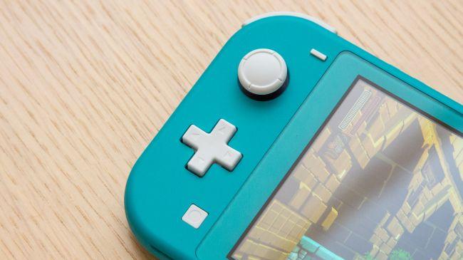 Nintendo Switch Lite recensione 5