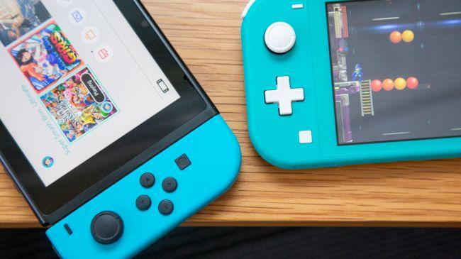 Nintendo Switch Lite recensione 6
