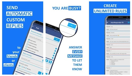 Risposta Automatica Facebook Messenger Con AutoResponder per FB Messenger