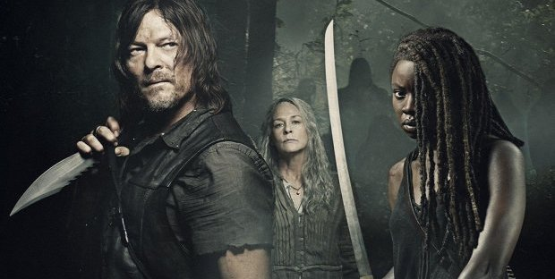 The Walking Dead 10 streaming