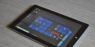 Windows 10 su tablet Android