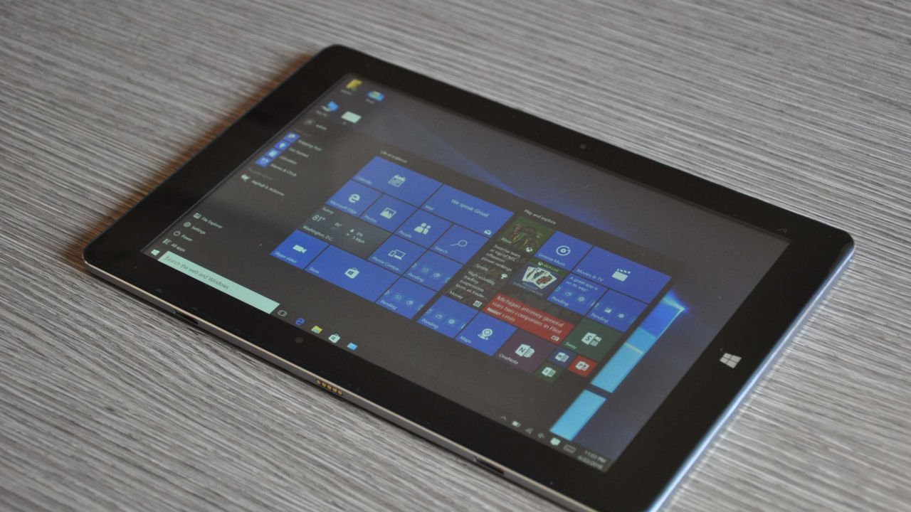 Windows 10 su tablet Android