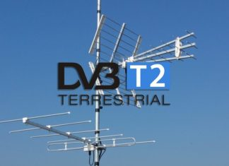 Come capire se il tv è DVB-T2
