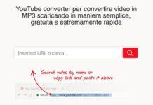 Come scaricare una canzone da YouTube su chiavetta