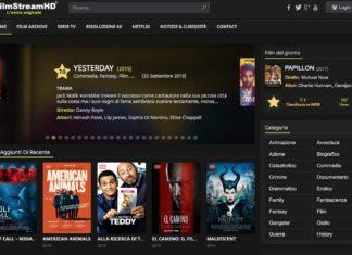 Film streaming alta definizione gratis