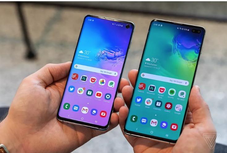 Registrare schermo Samsung