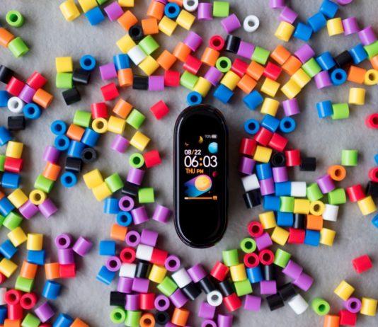 Xiaomi Mi Band 4 recensione 3