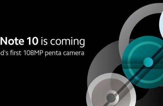 Xiaomi Mi Note 10 offerta coupon