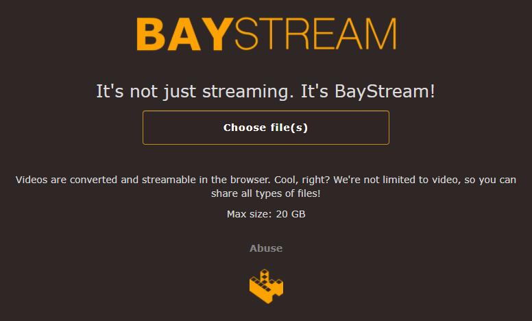 BayStream come funziona, come si usa