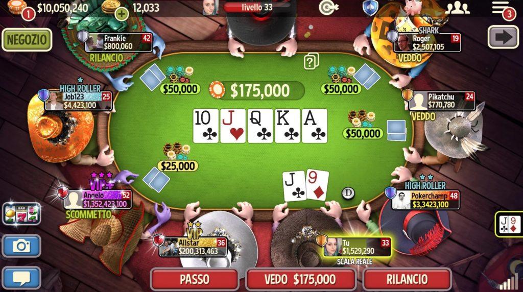 Governor of Poker 3 Trucchi, Hack, Mod