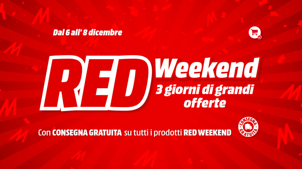 MediaWorld Red Weekend