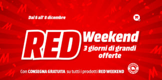 MediaWorld Red Weekend