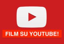 Scaricare film gratis da YouTube