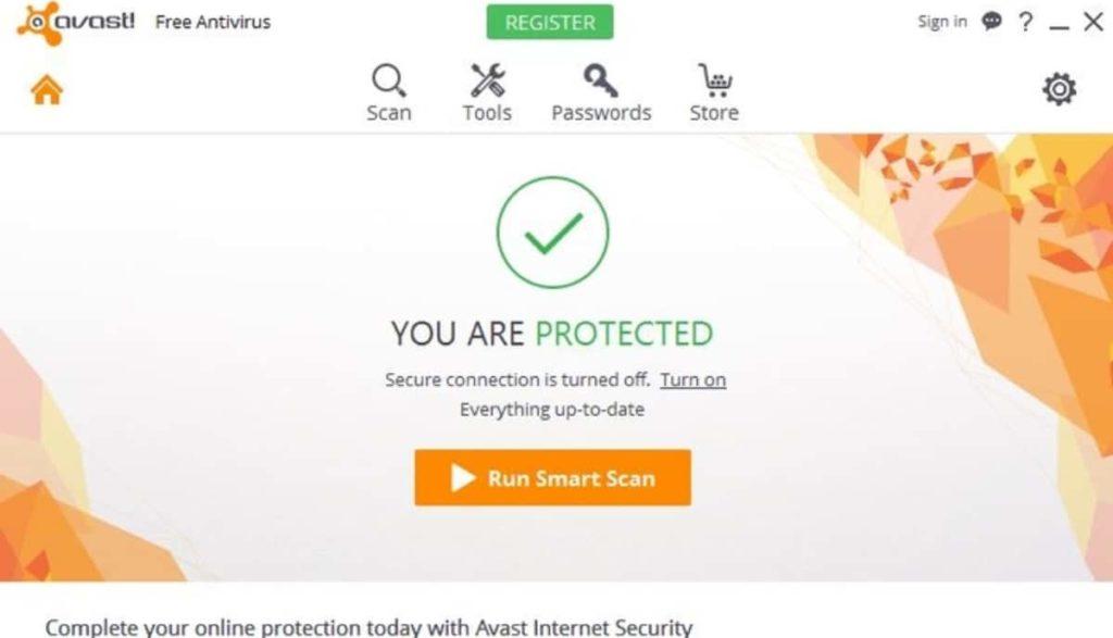 Avast Antivirus Gratis raccoglie i tuoi dati e li rivende