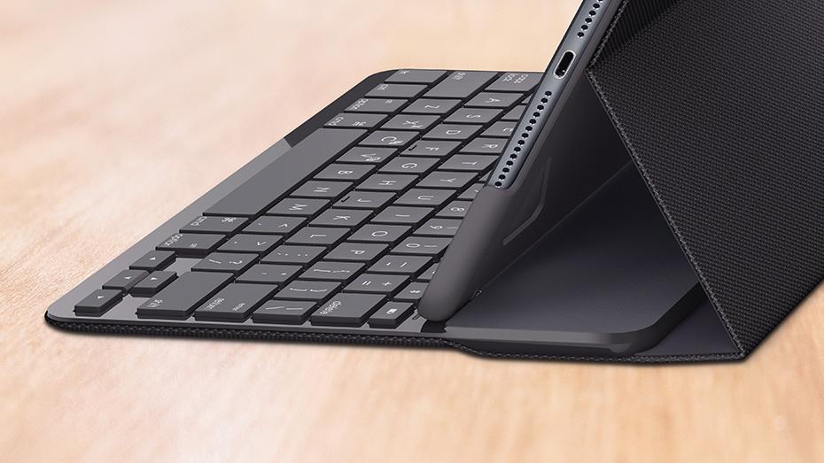 Cover con tastiera iPad 2
