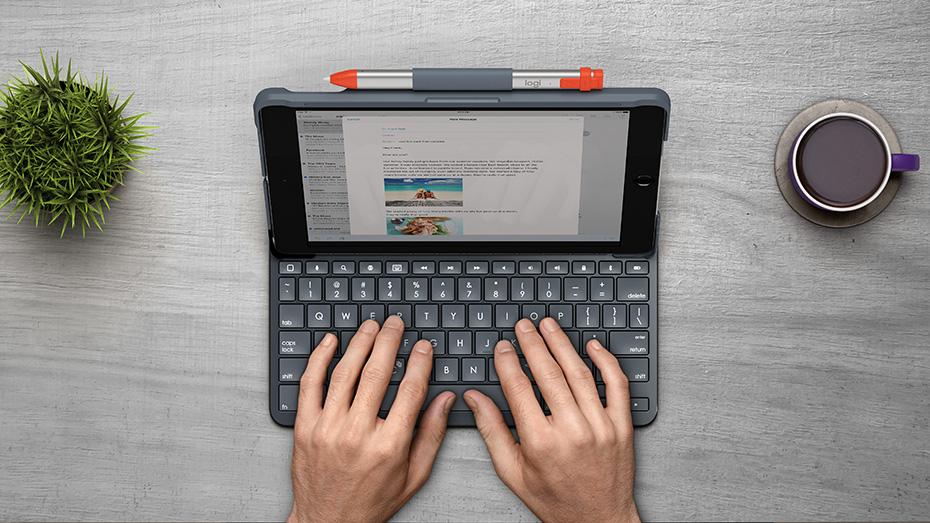 Cover con tastiera iPad