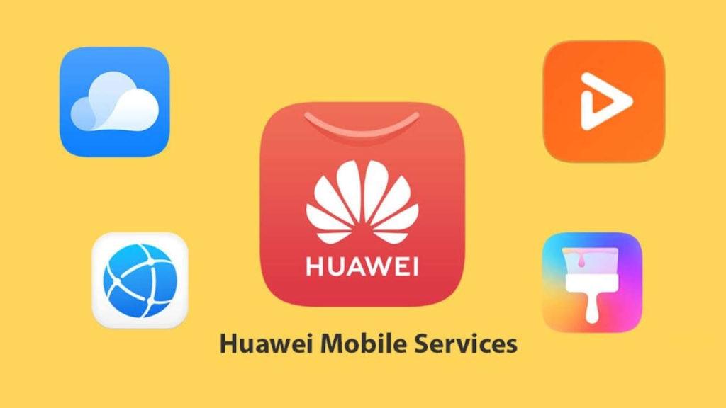 HUAWEI Mobile Services non funzionano su Samsung