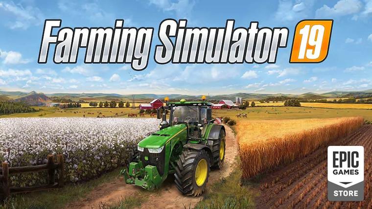 Scarica GRATIS Farming Simulator 19 da Epic Games Store