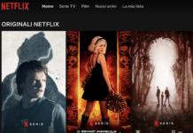 Disattivare autoplay Netflix