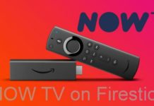 Now TV su Fire Stick